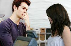 MiMi's Manips - Dylan O'Brian & Selena Gomez. I had a weird moment...