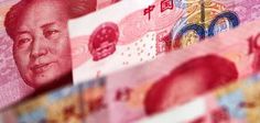 China's currency fell toward a six-year low as yuan bears were seen testing the central bank's tolerance for a weaker currency. The exchange rate dropped a Trade Finance, Finance Business, Business News, China, Chinese Currency, Digital Coin, Commercial Bank, Financial Instrument, Central Bank