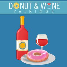 The Best Donut and Wine Pairings