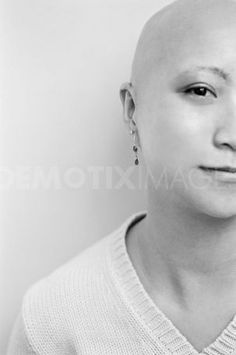 Bald Is Beautiful - Individual Womens Portraits | Demotix.com