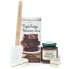 Triple Fudge Brownie Grab & Go   Gifts   Stonewall Kitchen - Specialty Foods, Gifts, Gift Baskets, Kitchenware and Kitchen Accessories, Tableware, Home and Garden Décor and Accessories