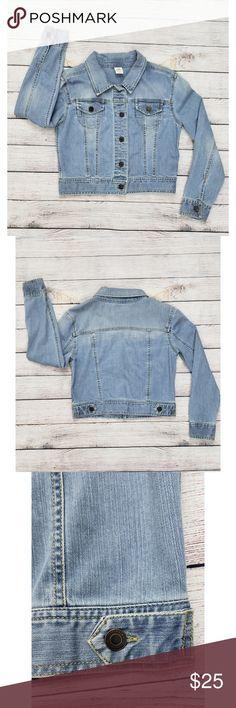 9d2f642744b I just added this listing on Poshmark  Tucker + Tate Girls Denim Jacket Size  10