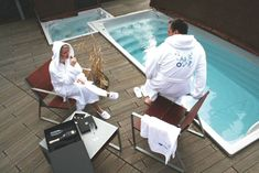 Schwimmspa XL - Whirlpoolcenter Weeze Yard Ideas, Swimming, Save Energy, Swim, Patio Ideas, Courtyard Ideas, Garden Ideas