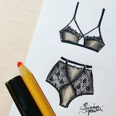 ♥ #draw #drawing #fashion #love #inlove #fashionillustration #minimalist #illustration #lingerie #intimates #instagood  #fashiondesign #designdemoda #moda #art  #arte #croqui #handmade #lookdodia  #lookoftheday #lace #vintage #fashion4arts