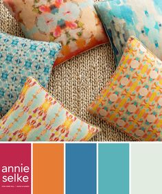 Looking for color palette ideas for your home? We've got you covered! This bright, colorful palette is the perfect base for any fall decor. Pine Cone Hill Bedding, Herringbone Rug, Neutral Bedding, Pillow Room, Striped Rug, Pillow Sale, Bedding Shop, Rug Sale, Geometric Rug