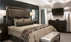 rooms decorated in blues - Google Search