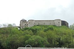 Mauléon-Licharre, Pyrénnées Atlantiques, Dept 64. Chateau Mauleon was begun in the eleventh century and declared a Registered Historic Monument, and the surrounding area an archaeological site.