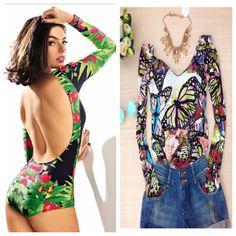 Bodys estampados são a cara do Brasil e do verão! Prova disso é a atriz Isis Valverde que ficou ainda mais linda com esse body colorido! Quer copiar o look? Entre em contato conosco! Enviamos com frete grátis para todo o Brasil! Mais informações via direct ou Whatsapp ! #isisvalverde #lojaonline #cute #body #estampas #picoftheday #roupafeminina #instamood #instagram #beautiful #fashion #modablog #globo #novela #atriz #sexy