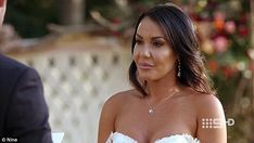 MAFS villain Davina Rankin is refusing to do interviews  Shes the Married At First Sight bride who faced nation-wide backlash for her harsh treatment of TV husband Ryan Gallagher.  And Davina Rankin 26 has reportedly gone into hiding in the wake of the public furor.  The claims appear in a story published in OK! magazine this Thursday reading: After fans slammed Davina for being too hard on her on-screen hubby Ryan 29 sources close to the Brisbane-based beauty reveal shes gone into hiding…