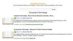 Estas webs te servirán si lo que buscas son ebooks gratuitos. BookResults y Freebook Sifter son dos grandes directorios de libros, manuales, guías y tutoriales en línea en formato PDF, o EPUB para tu lector electrónico favorito.
