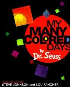 Splish Splash Splatter: Our Many Colored Days...