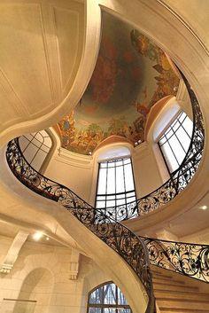 Details, details...Le Petit Palais, Paris, France, photo by jmboyer via Flickr.