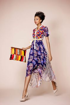 Duro Olowu #Ankara #african fashion #Africa #Clothing #Fashion #Ethnic #African #Traditional #Beautiful #Style #Beads #Gele #Kente #Ankara #Africanfashion #Nigerianfashion #Ghanaianfashion #Kenyanfashion #Burundifashion #senegalesefashion #Swahilifashion ~DK