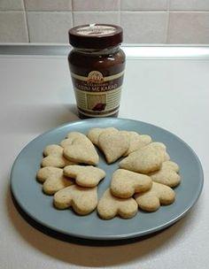 Μπισκότα βουτύρου χωρίς βούτυρο και ζάχαρη - Miss Healthy Living Cereal, Cookies, Breakfast, Desserts, Food, Crack Crackers, Morning Coffee, Tailgate Desserts, Deserts
