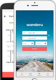 Wanderu searches Amtrak, Greyhound, Megabus, and hundreds of other bus and train lines to find the best deals to 5,000+ cities in North America & Europe, starting at $1.