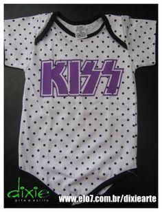 Body Poá Kiss Disponivel nos tamanhos P,M e G R$ 30,00