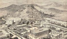 Ancient Olympia - Origin