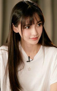 Anglea Baby__Beauty Images Beautiful Girl Image, Beautiful Asian Women, Cute Baby Girl, Cute Girls, Korean Girl Fashion, Cute Japanese Girl, Angelababy, Chinese Actress, Woman Crush