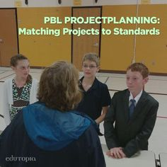 Two adventurous fifth grade teachers explore their new PBL pilot program as they learn what it means to align student projects with learning standards.