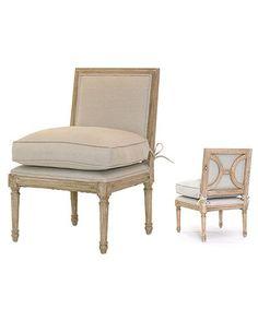Bliss Studio French Slipper Chair
