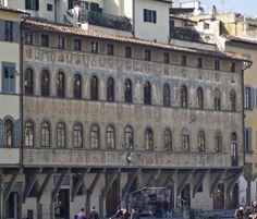 Palazzo Antellesi Piazza Santa Croce Firenze
