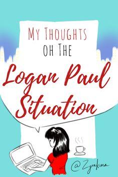 My Thoughts On The Logan Paul Situation | Mental Illness Issue  #mentalhealth #loganpaul #