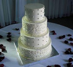 imagenes de pasteles de boda elegantes - Buscar con Google