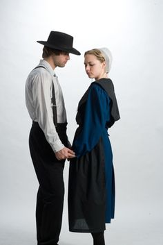 It was hard for Meredith to say goodbye to Luke, unsure of what the future held for them. Lancaster County, Amish, Saga, Discovery, German, Photo And Video, Clothes For Women, Future, Clothing