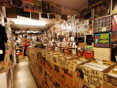 On The Beat records 22 Hanway Street, Bloomsbury London, W1T 1UQ 020 7637 8934