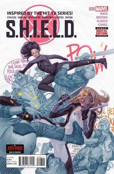 S.H.I.E.L.D #8 (Mark Waid / Paco Medina)
