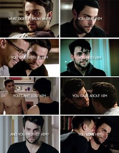 After all, you just love him. Connor Walsh and Oliver Hampton