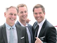 Sean Murray / Timothy McGee Mark, Sean and Michael !!