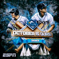 ESPN - MLB PlayoffsIllustrations by Mick Theisen