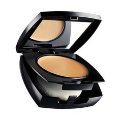 Avon Ideal Flawless Cream To Powder Foundation. Perfects skin as a concealer, foundation and powder in one. Blends effortlessly and feels featherlight. Concealer, Cream To Powder Foundation, Avon True, Avon Online, Perfume, Beauty Boutique, No Foundation Makeup, Compact Foundation, Makati