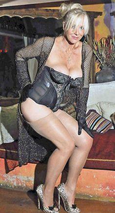 Mature granny dress sexy