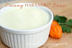 There's a local Mexican restaurant that's famous for it's creamy habanero sauce. And they're not giving out the recipe. So I decided to try and replicate it at home. I noticed tha...