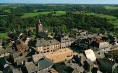 Sauveterre de Rouergue ~ Midi-Pyrénées ~  Aveyron ~ France