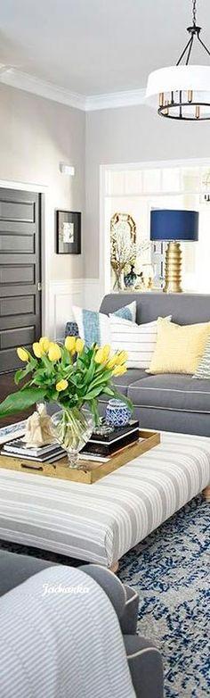 #delftblue #porcelain #home #design #details #livingroom #tulips #Jadranka Design Your Dream House, Delft, Tulips, Dreaming Of You, Porcelain, Touch, Living Room, Spring, Bed