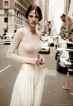 ZsaZsa Bellagio: Dreamy Whites