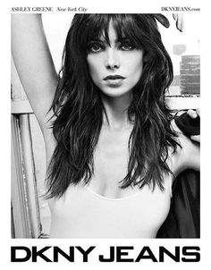 BlaztMag: DKNY campaña primavera 2012 con Ashley Greene