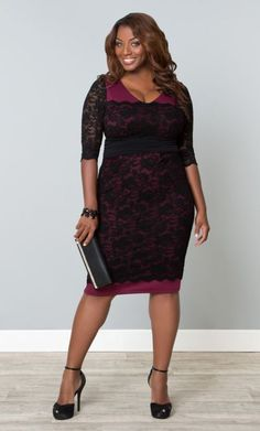 Curvy Fashionista Evening Dresses Cocktail Dresses Curvy