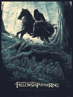"""""""The Lord of the Rings: The Fellowship of the Ring"""" by Juan Esteban Rodríguez"""