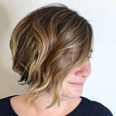 Are you a fan of bob haircuts? A lot of women love them since they are so low-maintenance while being so gorgeous, effortless, and easy to style. If y... Asymmetrical Bob Haircuts, Bob Cuts, Bob Haircuts For Women, Hair Care, Short Hair Styles, Fan, Bob Styles, Wedge Bob Haircuts, Short Hair Cuts