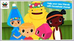 Toca House - Educational App Store - Пошук Google