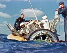 Gemini / Apollo Recovery.