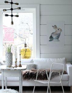 Dot Vase by House Doctor: Styling Inspiration; get yours here: http://www.atnumber67.co.uk/en/o/dot-vase-l