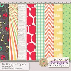 Be Happy - Papers :: Papers :: Memory Scraps