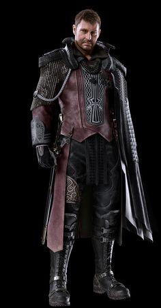 《最终幻想15 王者之剑》CG电影截图:...
