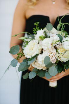 eucalyptus bouquet | Apryl Ann