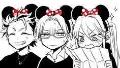 White Art, Black And White, Just Pretend, Ensemble Stars, Light Novel, Akatsuki, Funny Cute, Anime Guys, Anime Characters